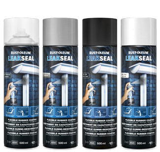 Dichtet Lecks und Risse - Leak Seal Rust-Oleum