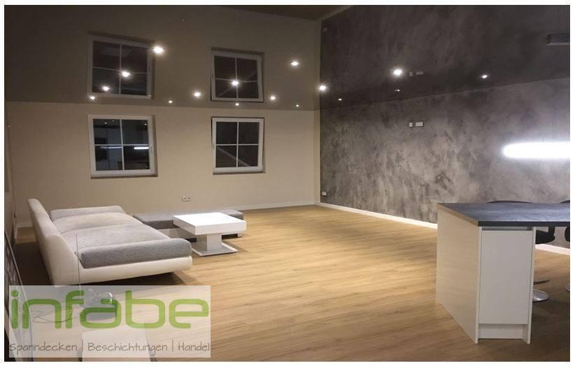 fugenlose designer spachtelmasse beton mineral resinence infabe. Black Bedroom Furniture Sets. Home Design Ideas