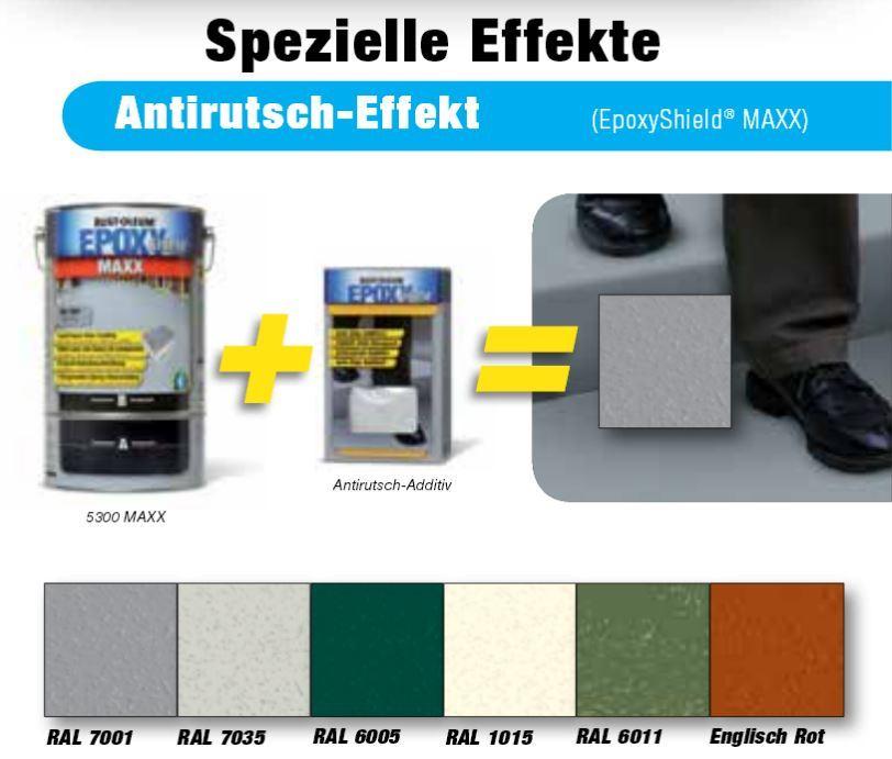 epoxyshild maxx rust oleum mathys bodenbeschichtung infabe. Black Bedroom Furniture Sets. Home Design Ideas