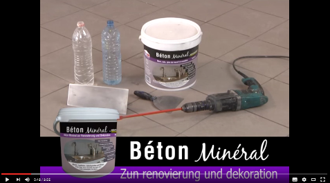 Youtube-Video-Beton-Mineral-Resinence